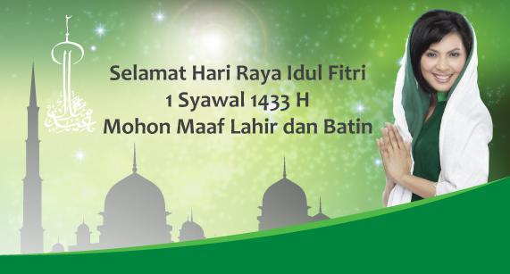 Selamat Hari Raya Idul Fitri 1433 Hijriyah Cv Fitrah Cemerlang